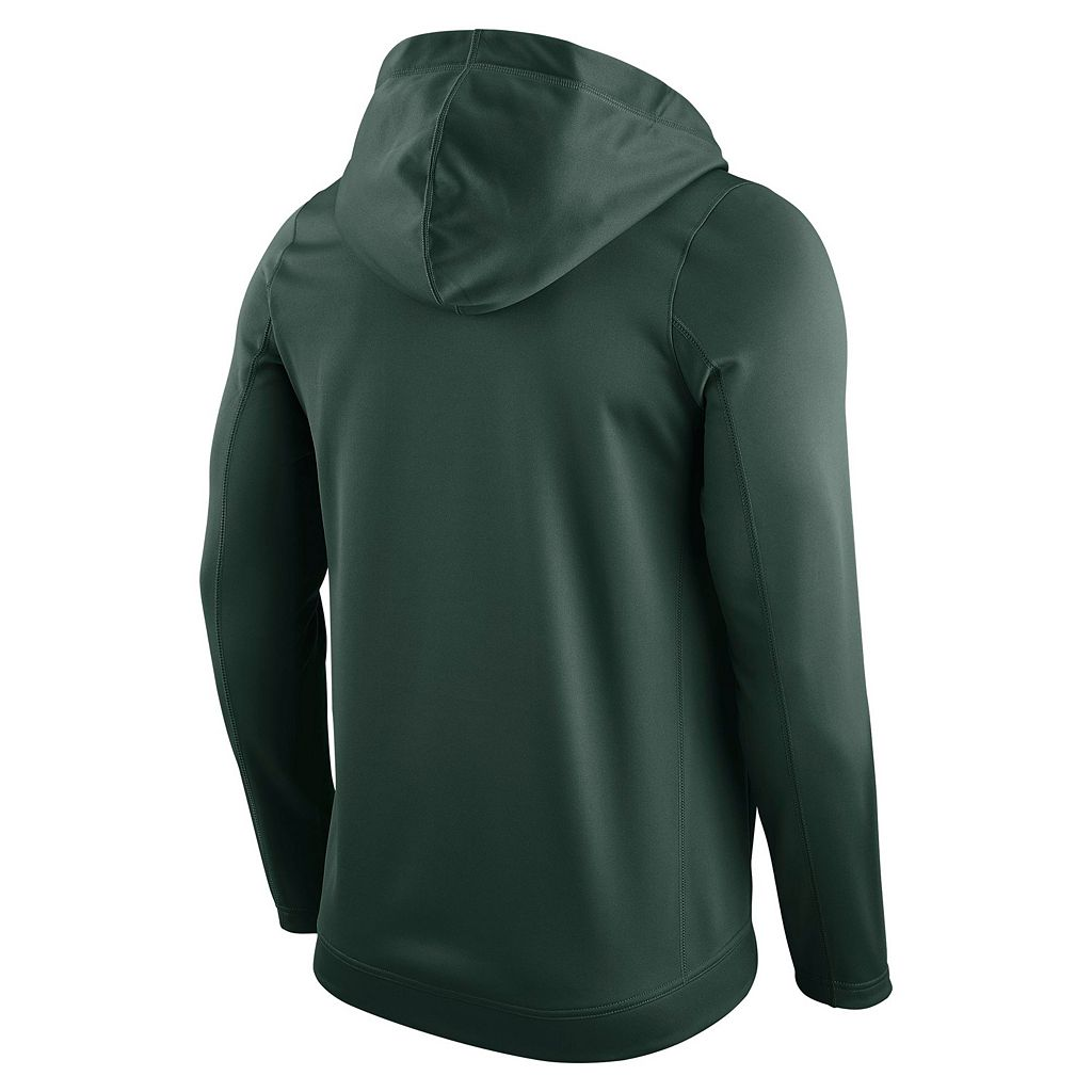 Men's Nike Michigan State Spartans Therma-FIT Circuit Hoodie
