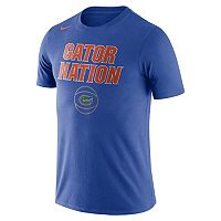Men's Nike Florida Gators Basketball Local Tee