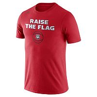 Men's Nike Georgia Bulldogs Basketball Local Tee