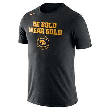 Men's Nike Iowa Hawkeyes Basketball Local Tee