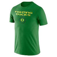 Men's Nike Oregon Ducks Basketball Local Tee