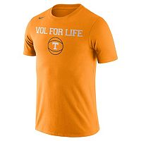 Men's Nike Tennessee Volunteers Basketball Local Tee