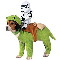 Pet Star Wars Dewback Rider Costume