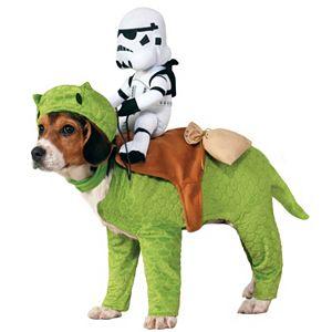 Pet Star Wars Dewback Rider Costume