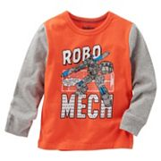 Boys 4-8 OshKosh B'gosh® Long Sleeve Comic Book Graphic Tee