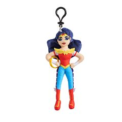 DC Comics DC Super Hero Girls Wonder Woman Plush Keychain