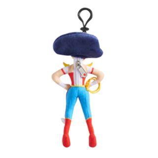 DC Comics DC Super Hero Girls Wonder Woman Plush Keychain