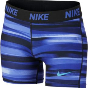 Girls 7-16 Nike Exposed Waistband Training Shorts