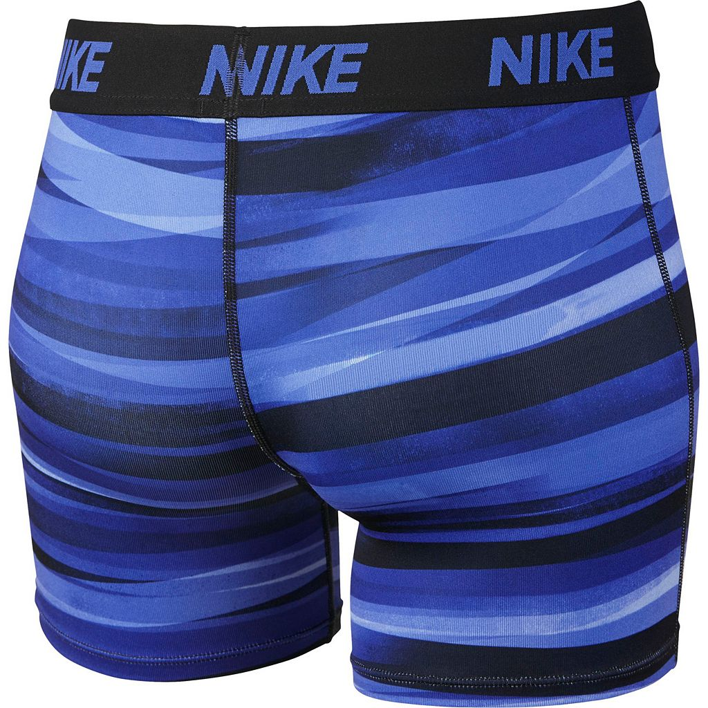 Girls 7-16 Nike Exposed Waistband Training Shorts