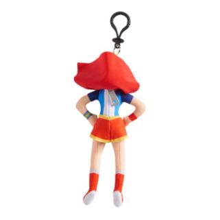 DC Comics DC Super Hero Girls Supergirl Plush Keychain