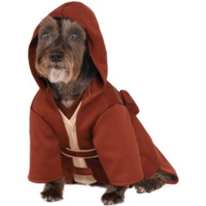 Pet Star Wars Jedi Robe Costume