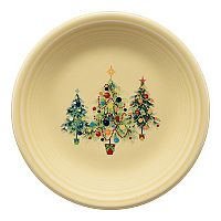Fiesta Trio of Trees 7-in. Salad Plate