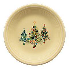 Fiesta Trio of Trees 7-in. Salad Plate