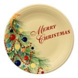 "Fiesta ""Merry Christmas"" 11-in. Plate"