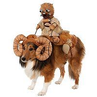 Pet Star Wars Bantha Rider Costume