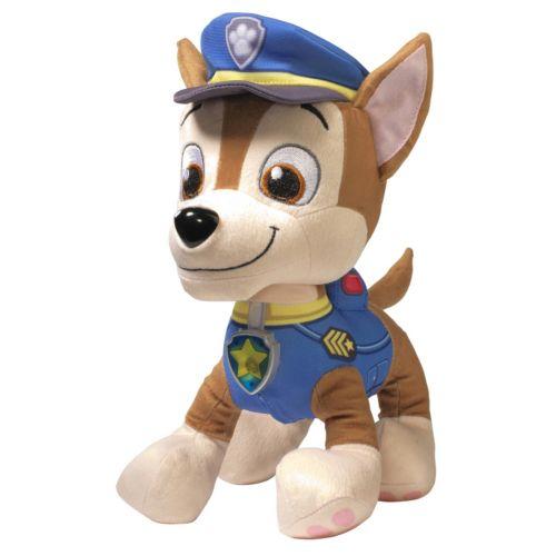 Paw Patrol Talking Chase Plush