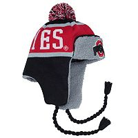Men's Ohio State Buckeyes Simpleton Trapper Hat