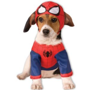 Pet Marvel Spider-Man Costume