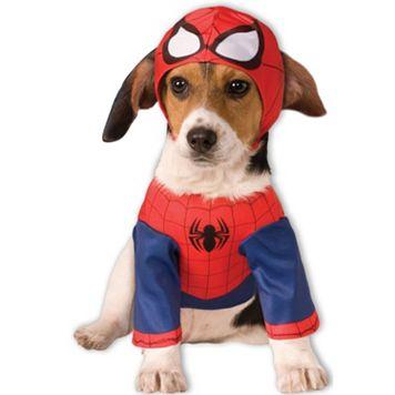 Pet Marvel Spider-Man Costume