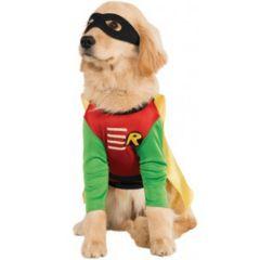 Pet DC Comics Robin Costume