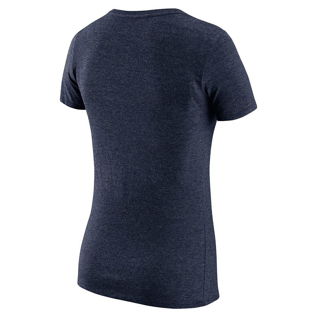 Women's Nike Tampa Bay Rays Practice V-Neck Tee