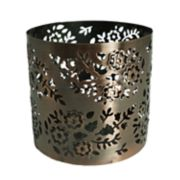 SONOMA Goods for Life? Large Paisley Copper Finish Sleeve Candleholder