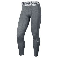 Men's Nike Heathered Base Layer Tights