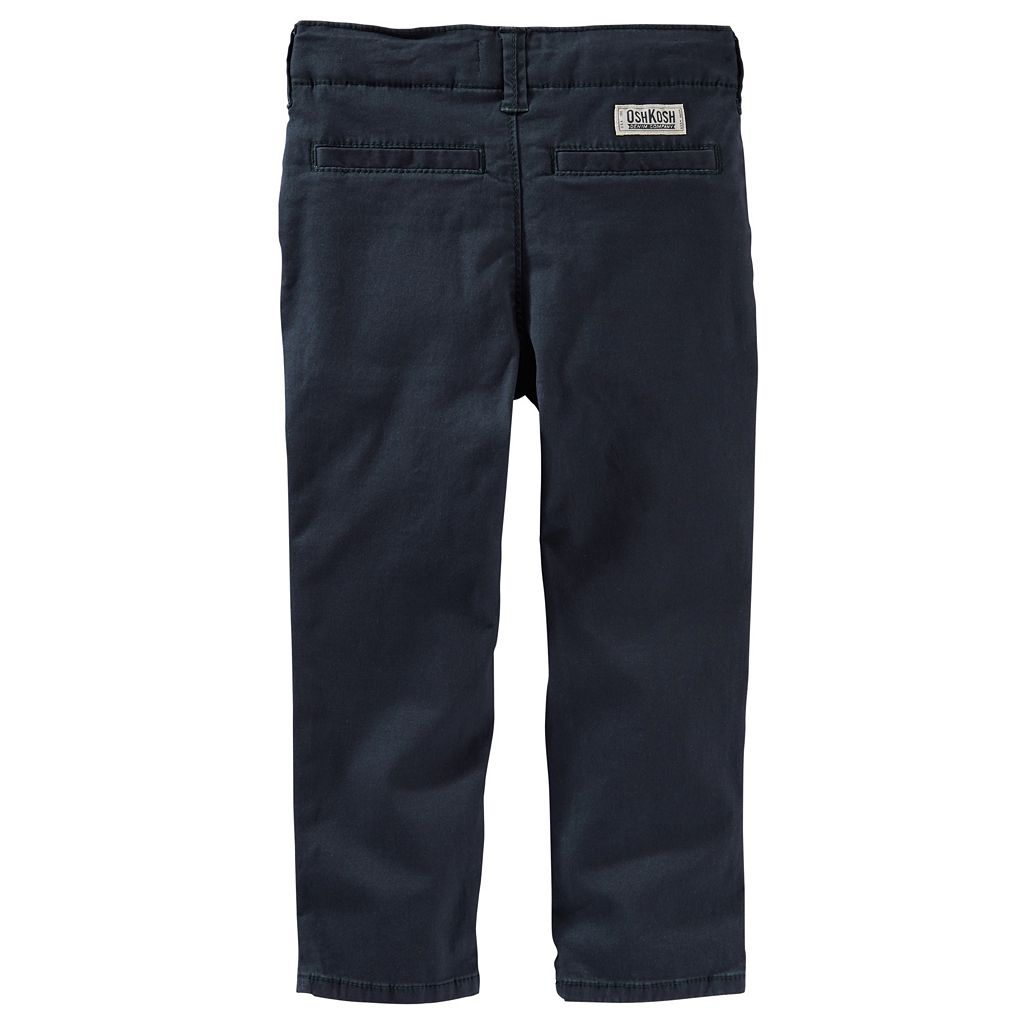 Boys 4-8 OshKosh B'gosh® Slouch Chino Pants