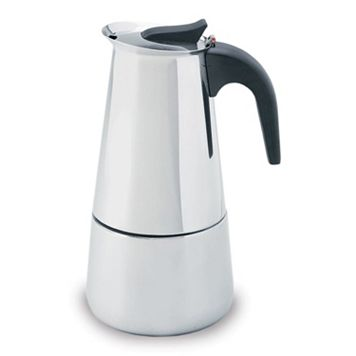Food Network™ Stainless Steel 6-Cup Stovetop Coffee Maker