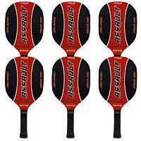 Verus Sports 6-Pack Assault Pickleball Paddles