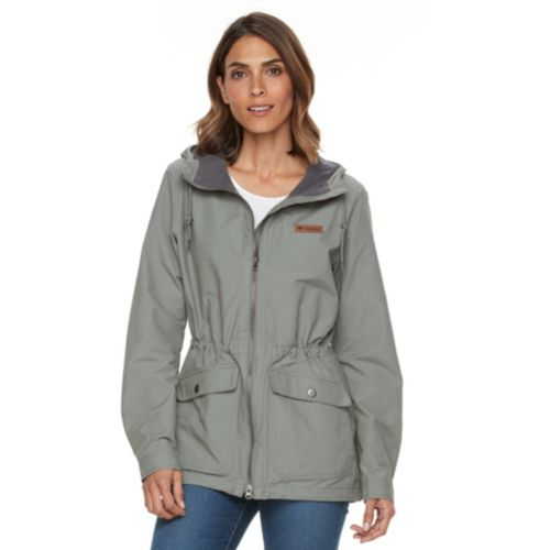 Women's Columbia Cultus Lake Hooded Anorak Jacket