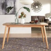 HomeVance Andersen Rectangular Dining Table