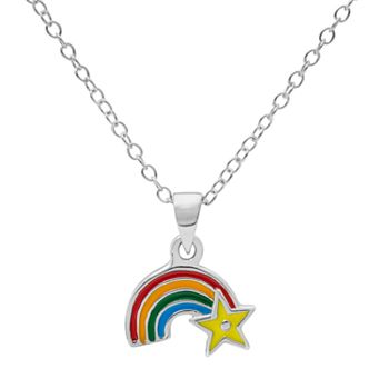 image combos designs cute marmalade pendant necklace rainbow