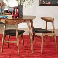 HomeVance Andersen Dining Chair 2 pc Set