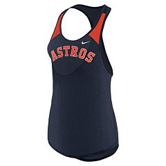 Women's Nike Houston Astros Wordmark Dri-FIT Tank Top