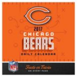 Chicago Bears 2017 Daily Boxed Calendar