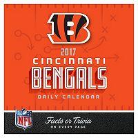 Cincinnati Bengals 2017 Daily Boxed Calendar