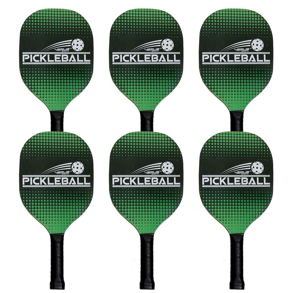 Verus Sports 6-Pack Deluxe Pickleball Paddles