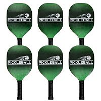 Verus Sports 6-Pack Deluxe Pickleball Paddles