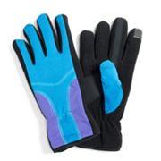 Women's MUK LUKS Stretch Tech Gloves