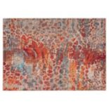 Safavieh Valencia Flora Abstract Rug