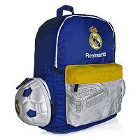 Real Madrid CF Soccer Ball Backpack