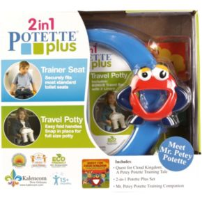 Kalencom Petey Potette Potty Training Set