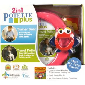 Kalencom Petey Potette Potty Training Set
