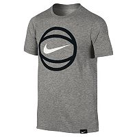 Boys 8-20 Nike Basketball Logo Tee