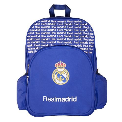 Real Madrid Compartment Backpack