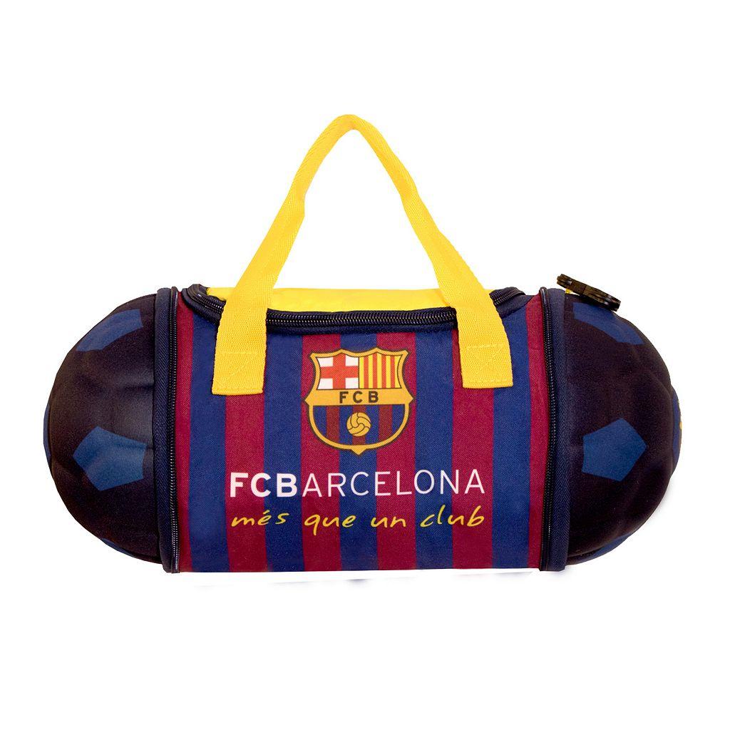 FC Barcelona Soccer Ball Lunch Bag