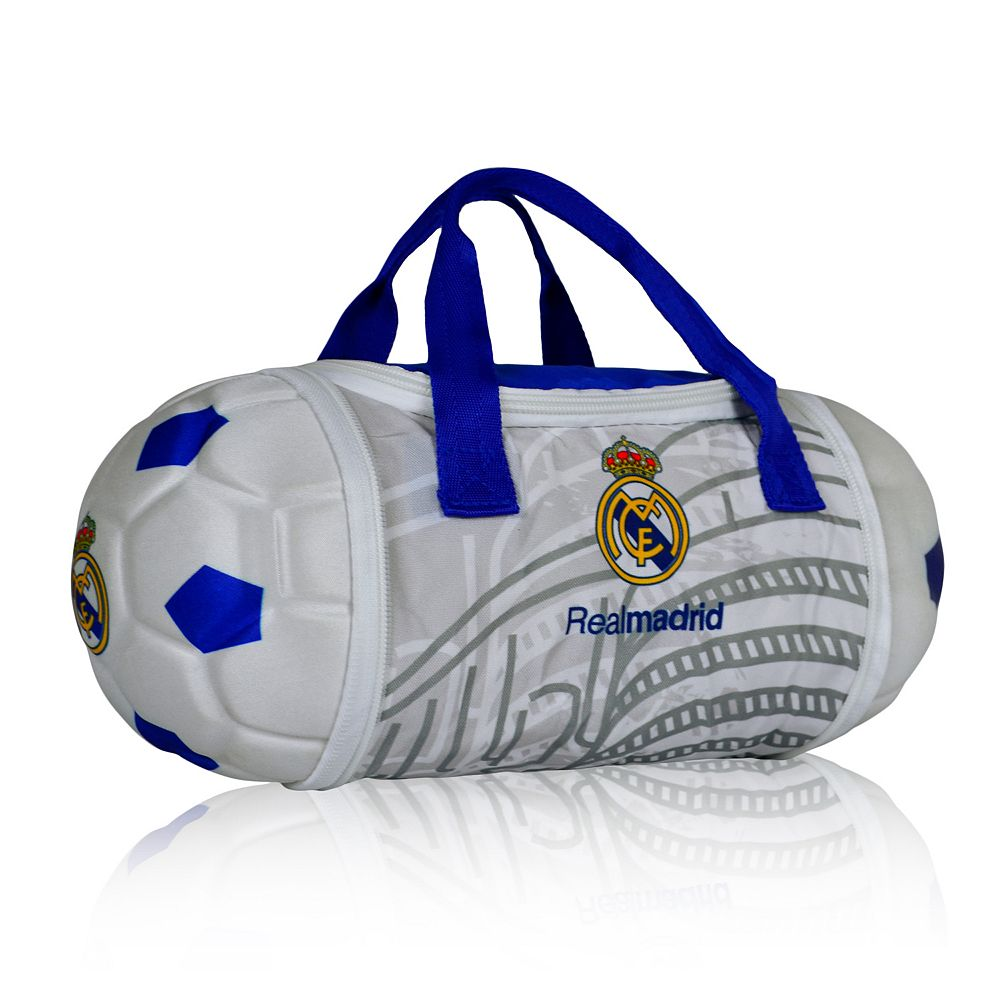4ec04b2a9825 Real Madrid CF Soccer Ball Lunch Bag