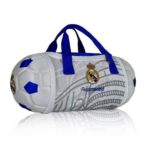 Real Madrid CF Soccer Ball Lunch Bag