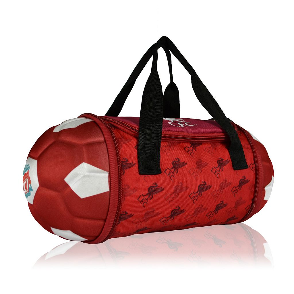 Liverpool FC Soccer Ball Lunch Bag